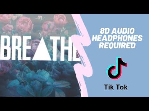 Breathe-years And Years (8D Audio+ Lyrics/paroles) Tiktok Version