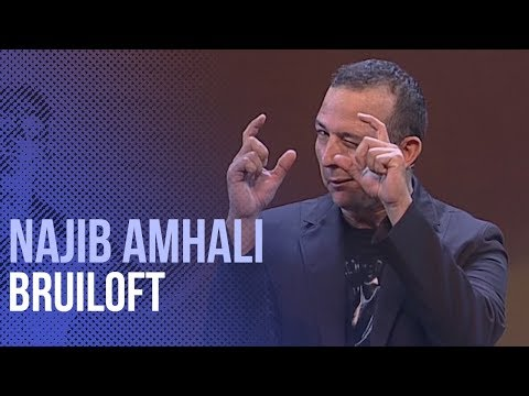 Najib Amhali - Bruiloft (Most Wanted)