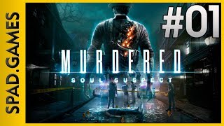 Murdered - Soul Suspect (PC): #1 (100%)(Walkthrough - Gameplay)