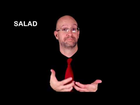 Fruits & Vegetables | ASL - American Sign Language