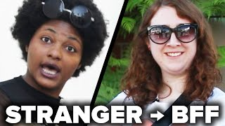 Strangers Hang Out With Each Other For The Day thumbnail
