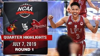 CSJL vs. LPU | Quarter 4 Highlights | July 7, 2019 | NCAA 95 MB