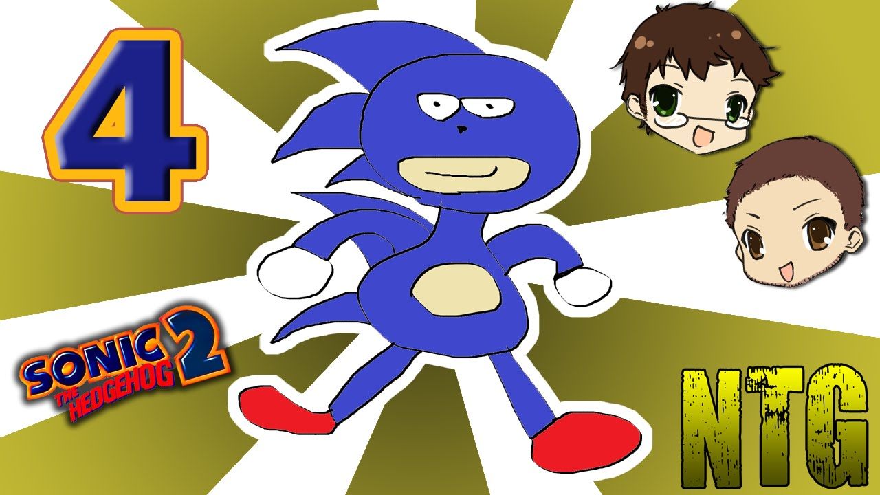 Derp Sonic The Hedgehog 2 4 No Talent Gaming Youtube