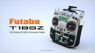 Load Video 1:  Spotlight: Futaba 18SZ