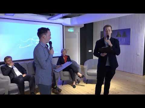 """LIAA konkursa """"Ideju kauss 2017"""" atklāšana"""