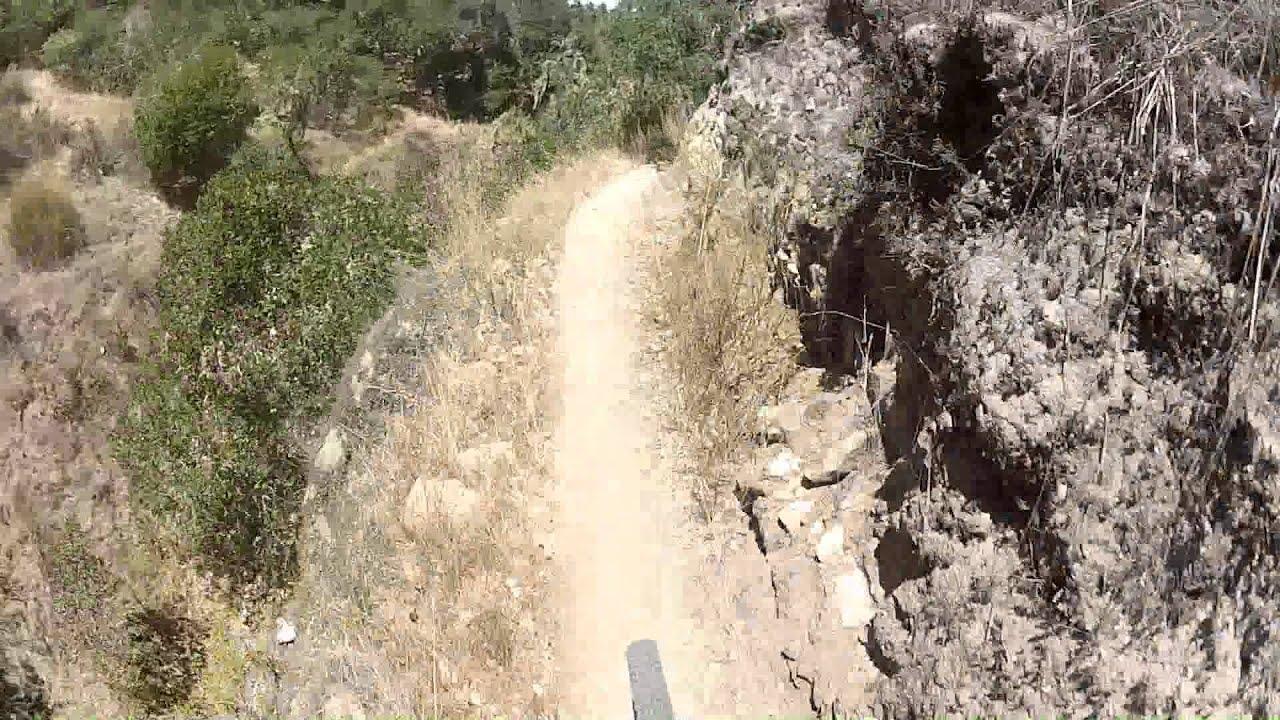 Toro Park Pipeline Trail Monterey CA