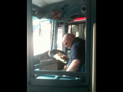Deaf Bus Driver for London Transport