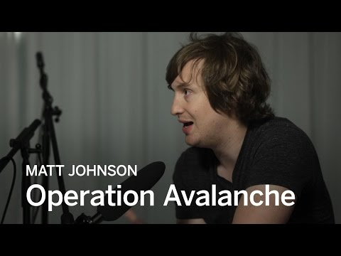 MATT JOHNSON on Operation Avalanche | TIFF 2016