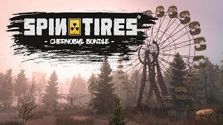 Spintires Czernobyl i serial Wiedźmin :D