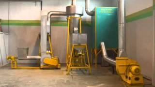 Bayat Ekmek Kurutma Sistemi (bread Drying System).wmv