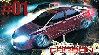 Need For Speed Carbon - Gameplay ITA - Let