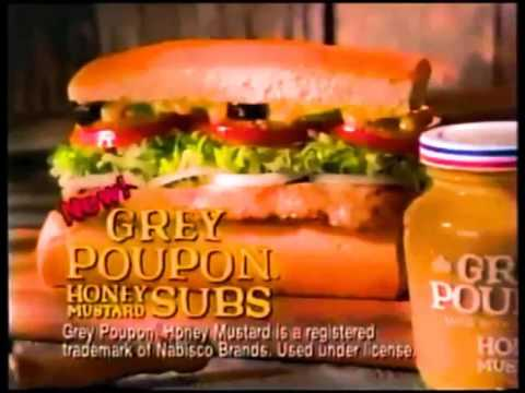 Subway Commercial 1997 (USA)