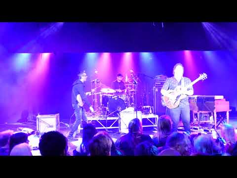 Tom C Walker Band at The Great British Rock & Blues Festival 2018
