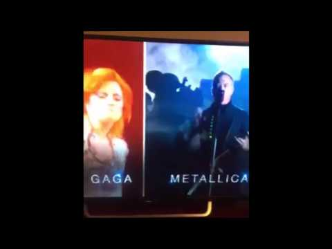 Metallica + Lady Gaga to perform together at 2017 Grammy Awards..!