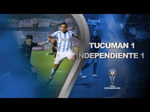 Atletico Tucuman Independiente Goals And Highlights