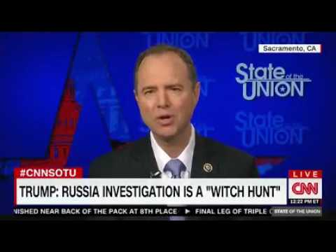 Rep. Schiff on CNN's State of the Union: Would be Historic Mistake to Deemphasize Human Rights