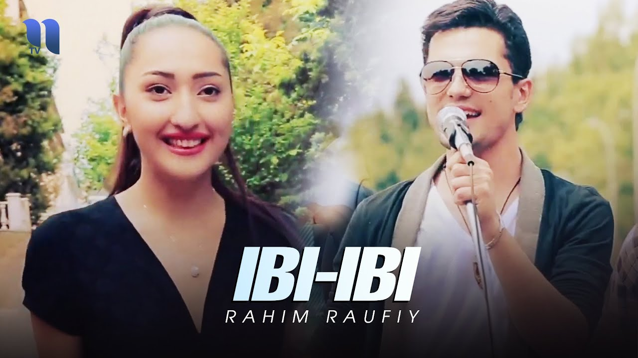 Rahim Raufiy - Ibi-ibi (Official Music Video)