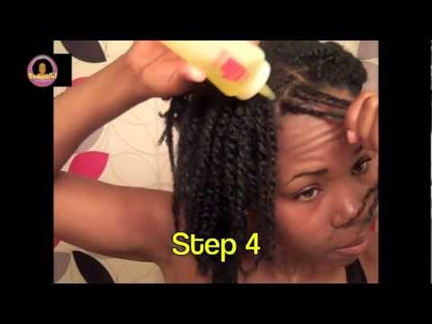 Clean Your Braids, Locs and Twists Without Shampoo (Prevent Extra Shrinkage and Frizz)