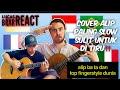 Alip bata di reaction oleh gitaris handal Dunia, Lucas Brar React Top 5 Fingerstyle Dunia‼️