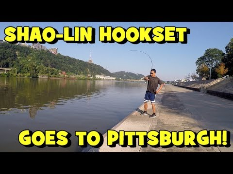 EPF & FAM Go To PITTSBURGH!!! Figuring Out The MONONGAHELA RIVER!  (2019 Pittsburgh Trip -- 1/4)