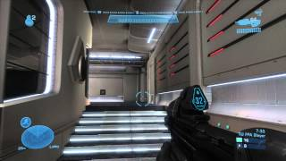 Halo Reach Rumble Pit Gameplay With My friend Hoggy