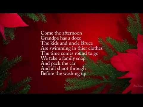 Aussie Jingle Bells- Colin Buchanan - Lyrics