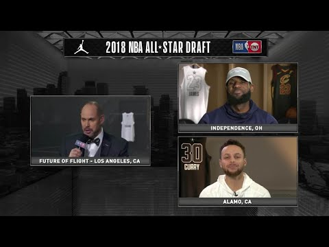 Inside The NBA: LeBron And Steph As General Mangers