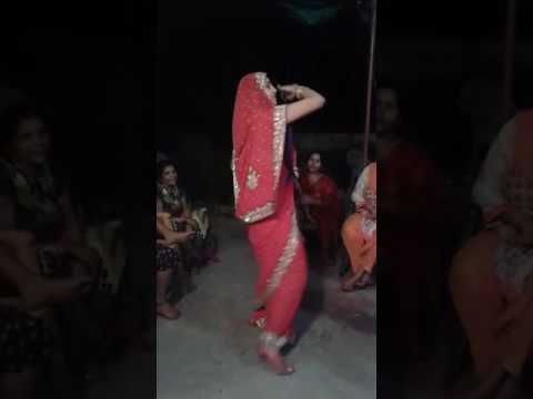 Bhabi  dance by Rajesh Dubey saidani from suraj