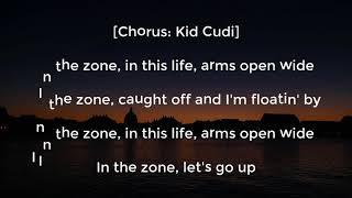 JADEN SMITH featuring Kid Cudi - ON MY OWN (lyrics)