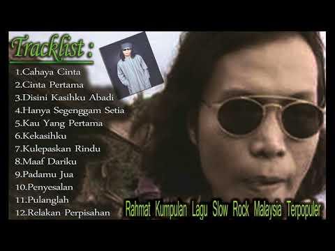 Rahmat Ekamatra   Full Album Populer 2017  Kumpulan Lagu Slow Rock Malaysia Terpopuler   YouTube