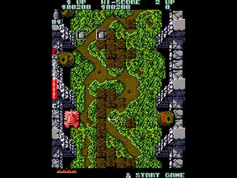 Arcade Longplay [357] Ikari Warriors