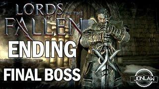 Lords of the Fallen Walkthrough GOOD ENDING & FINAL BOSS - Let
