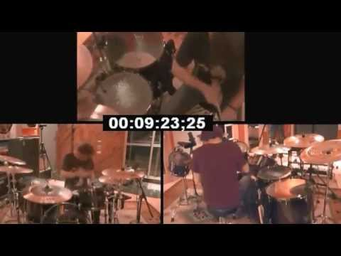 Yamaha Live Custom Drums In The Studio (out Take)
