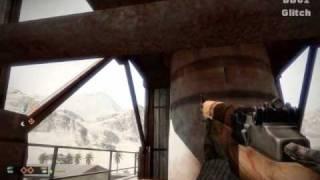 Battlefield Bad Company 2 : Sniper Spot Glitch (BBC2) - Arica Harbor