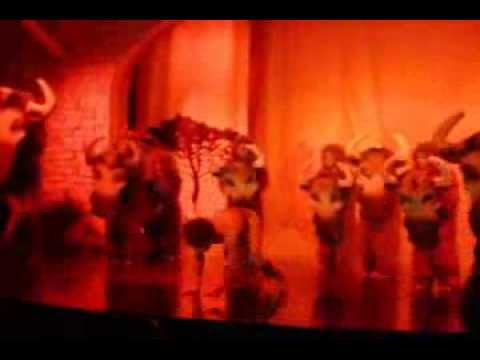Part 6 Sol Garden Istra Lion King Musical The Stampede