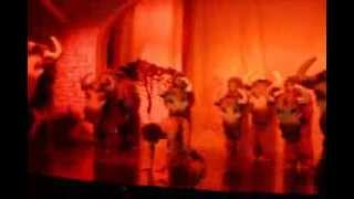 {Part 6} Sol Garden Istra Lion King Musical -  The Stampede/Rafiki Mourns