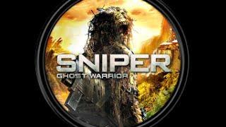 """Видео-прохождение: Снайпер Воин-призрак """"Тренировочная площадка"""""""