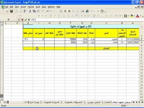 علم المحاسبة المالية pdf