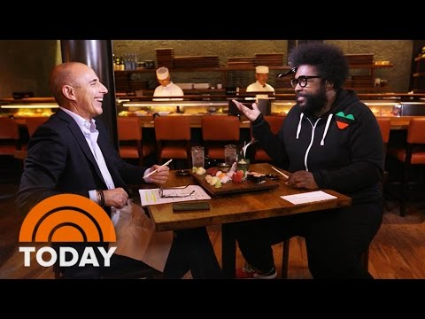 Questlove's Full Interview With Matt Lauer | TODAY