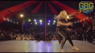 Gbg Dance Festival 2016 / SEMIFINAL DANCEHALL 2vs2 / Eywa & Monster Melissa vs. Kevin & Annie