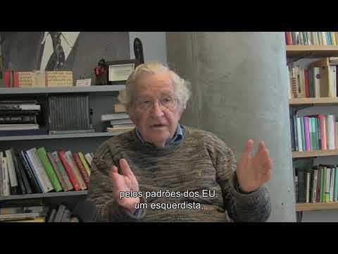 Noam Chomsky et Juan Branco - Sur la Surveillance [ANGLAIS]