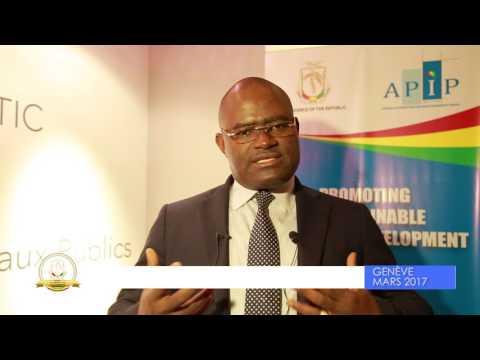 AFRICA CEO FORUM - Doing Business in Guinea : Interview Kerfalla Person Camara
