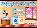 Laundry Room Decoration- Fun Online Decorating Design Games for Girls Kids