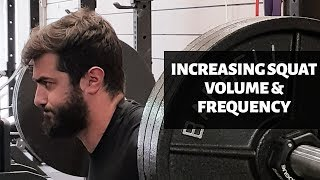 Squat Frequency & Volume