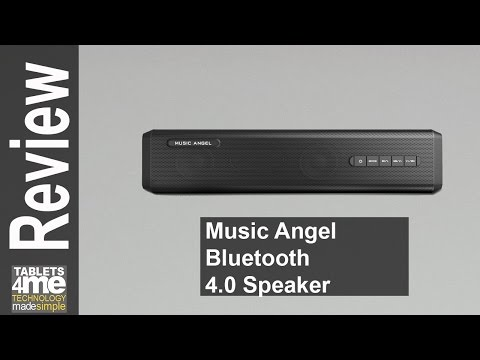 MUSIC ANGEL Bluetooth speaker V4.0