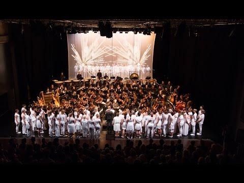 Projekt#11 AD ASTRA - Variaton Projektorchester & Chor im Breitsch
