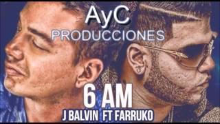 6 AM - Farruko ft. J Balvin (Versión Cumbia) - AyC Producciones