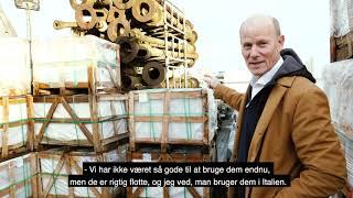 Ejendomsselskabet Olav de Linde - Genbrug og mindre spild er et mantra
