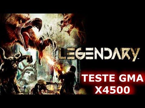 TESTE DESEMPENHO LEGENDARY GAME G41 GMA X4500 PC FRACO SEM PLACA DE VÍDEO 2019