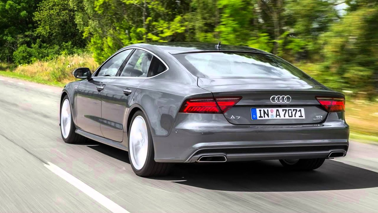 2016 audi a7 specification price and review youtube. Black Bedroom Furniture Sets. Home Design Ideas